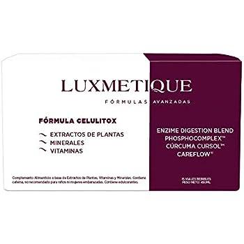 Luxmetique Fórmula Celulitox - complemento alimenticio líquido a ...