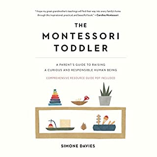 Couverture de The Montessori Toddler