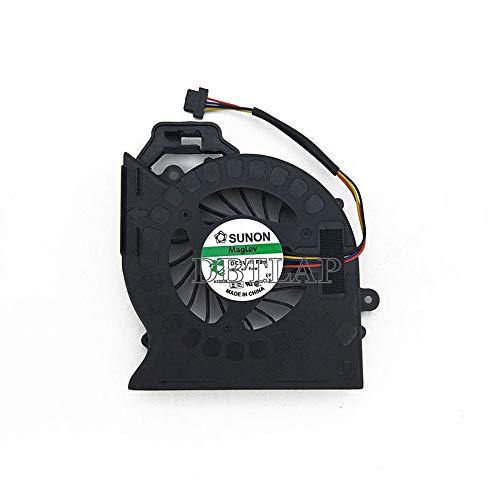 DBTLAP enfriamiento Ventilador enfriamiento para HP Pavilion DV6-6000 DV6-6050 DV6-6100 DV6-6090 DV7-6000 DV7-6B DV7-6C DV6-6C41TX DV6-6100TX