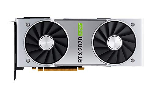 NVIDIA GeForce RTX 2070 Super Founders Edition Graphics Card