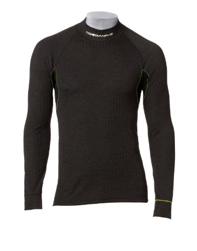 Northwave Karbon Tex Sport Unterhemd lang Windstopper schwarz 2013: Größe: L (50/52)