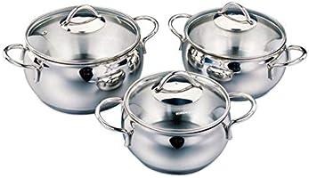 Korkmaz Cooking Set 3 Pcs-A1801