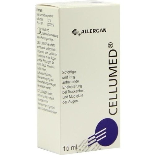 Cellumed Augentropfen, 15 ml