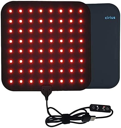 Cirius LED Pad Near Infrared Red Light Therapy Device Home Use Portable Heating Pad Deep Penetrating product image