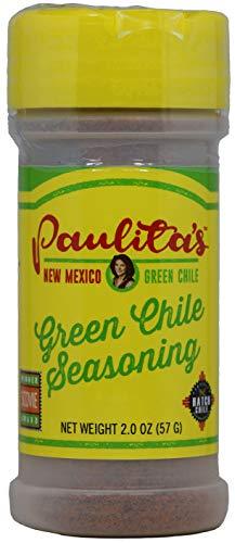 Paulita's New Mexico Hatch Green Chile Seasoning (Mild Heat Level)
