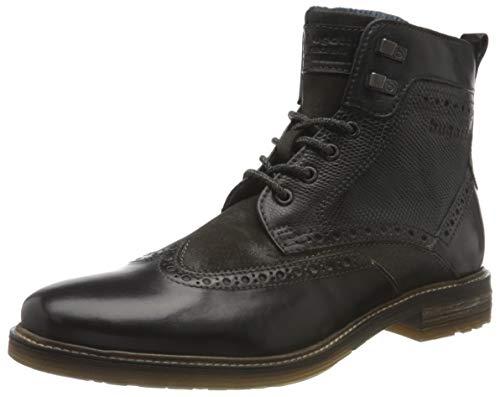 bugatti Herren 311782321000 Mode-Stiefel, Dark Grey, 45 EU