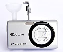 camera shaped hip flask