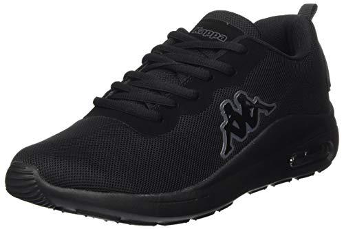 Kappa Unisex-Erwachsene Ally OC Sneaker, 1111 Black,41 EU
