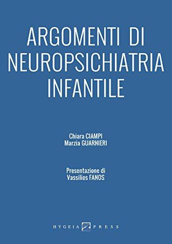 Argomenti di neuropsichiatria infantile