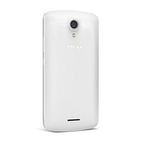 BLU Studio X8 HD - 5.0 GSM Unlocked Smartphone -White
