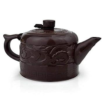 Teapot 258ml Chinese Dragon Beauty Pots Gongfu Tea Infusers Loose Tea
