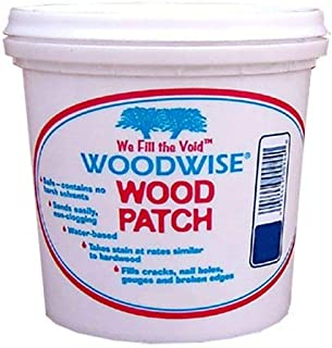 Woodwise Red Oak Wood Patch - Gallon