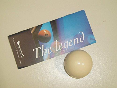 Aramith - Bola blanca de billar, 5,08 cm de diámetro