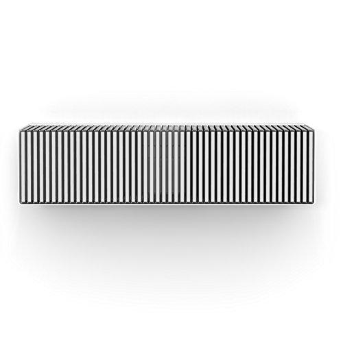 home3000 CD-Designregal in Weiß