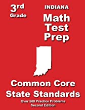 Indiana 3rd Grade Math Test Prep: Common Core State Standards