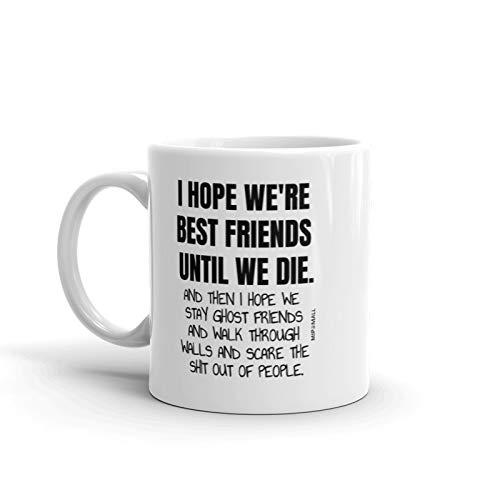 Best Friend Mug Great Gift Item Present Funny Friendship Humour Christmas Birthday Female Male Men Women Happy 70th