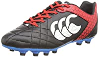 canterbury Men's Stampede Club Moulded Rugby Boots, Black (989), 9 UK from Canterbury