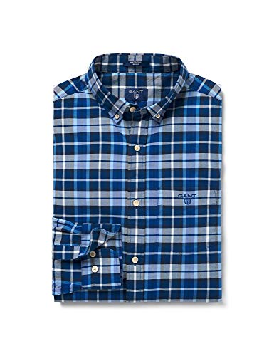 Gant Men's Checked Regular Fit Shirt