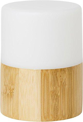 Duni Duni LED Good Concept Bright, Bamboo 105 x 75 mm mit Klick-System, für LED's 1 Stück