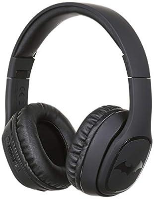 OTL Technologies TWEEN Batman Bluetooth Headphones (Foldable, Padded Headband, Stylish Design, Up to 30 Hours Battery Life for Teens and Adults), Black by OTL Technologies