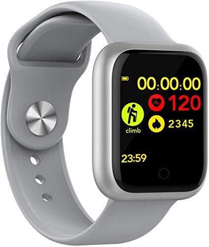 OH Moda Elegante Reloj, 1.3' Pantalla Táctil Smartwatch, Ultra-Larga Espera Bluetooth Impermeable Presiones en Los Deportes de Ritmo Cardíaco Del Sueño Sangre Smartwatch el uso diar