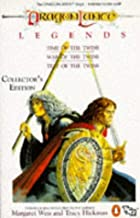 """Dragonlance Legends Omnibus: """" Time of the Twins """" , """" War of the Twins """" and """" Test of the Twins """" (TSR Fantasy)"""