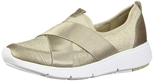 Price comparison product image Anne Klein Women's Takeoff Taupe Multi / Light Fabric 7.5 M US