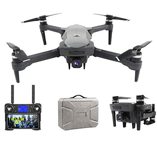 GPS Drone avec la caméra HD 4K, FPV RC Drone pour Adultes, brushless Drone -25 Minutes de vol, GPS Intelligent Retour Accueil, Follow Me, Altitude Hold