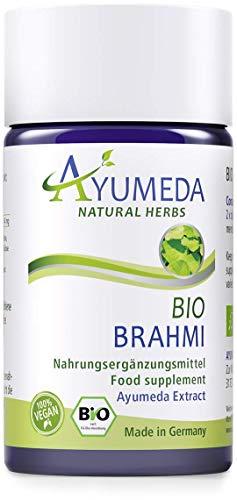 Ayumeda BIO Brahmi Extrakt | Bacopa monnieri | Die