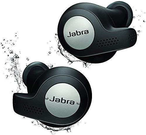 Jabra Elite 65t Active Cuffie Auricolari True Wireless, In-Ear, Bluetooth 5.0 con Custodia di Ricarica e Accesso One-Touch ad...