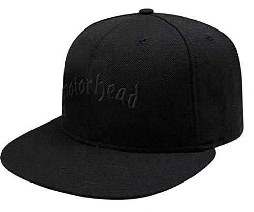 Motorhead 'Logo & Warpig' Snapback Cap