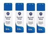 Peaceful Sleep Insektenschutz-Spray, 4 Stück