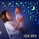 Best Glowing Stars - Glow in The Dark Stars,CAMTOA Wall Stickers Glowing Review