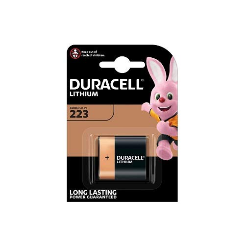 Duracell Ultra Lithium Batterie 223 (CR-P2) 1er