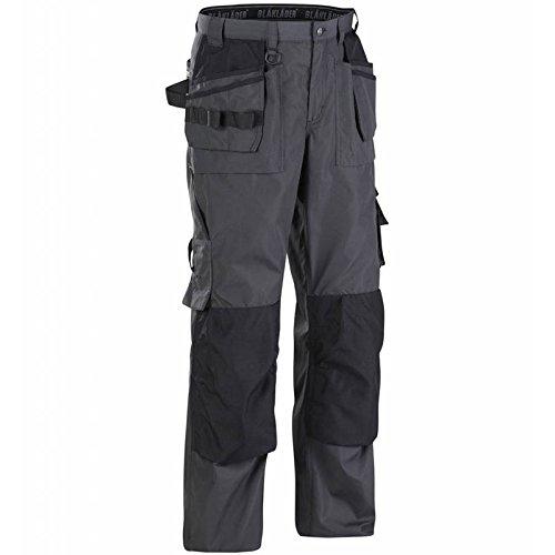 Blakläder 152518459899D84 Size D84 'Craftsman' Trousers - Dark Grey/Black