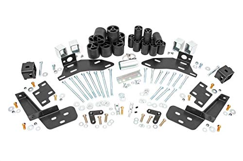 """Rough Country 3"""" Body Lift Kit (fits) 1988-1994 Chevy Silverado GMC Sierra 1500 2500 
