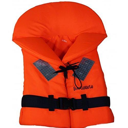 Bootskiste Rettungsweste mit Größenwahl von 10 bis über 90 Kg (über 90 Kg)