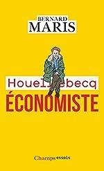 Houellebecq économiste de Bernard Maris