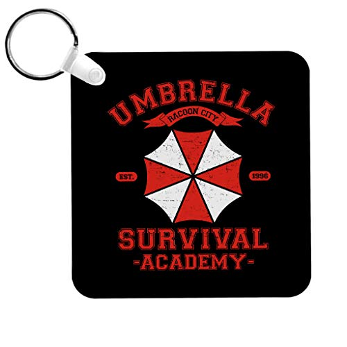 Paraplu Survival Academy Resident Evil Operation Racoon City Sleutelhanger