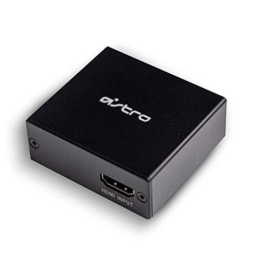 ASTRO Gaming アストロ HDMI アダプター for Play Station 5 PS5 PS4 ミックスアンプ 用 オプティカル 光デジタル オーディオ SPDIF 音声分離 AHS-HDMIADP 国内正規品