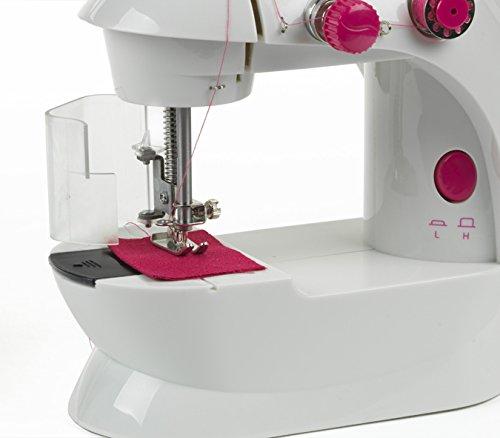 Theo Klein-7901 Máquina De Coser Para Niños-Funcionando Con Pilas, Juguete, multicolor (7901)