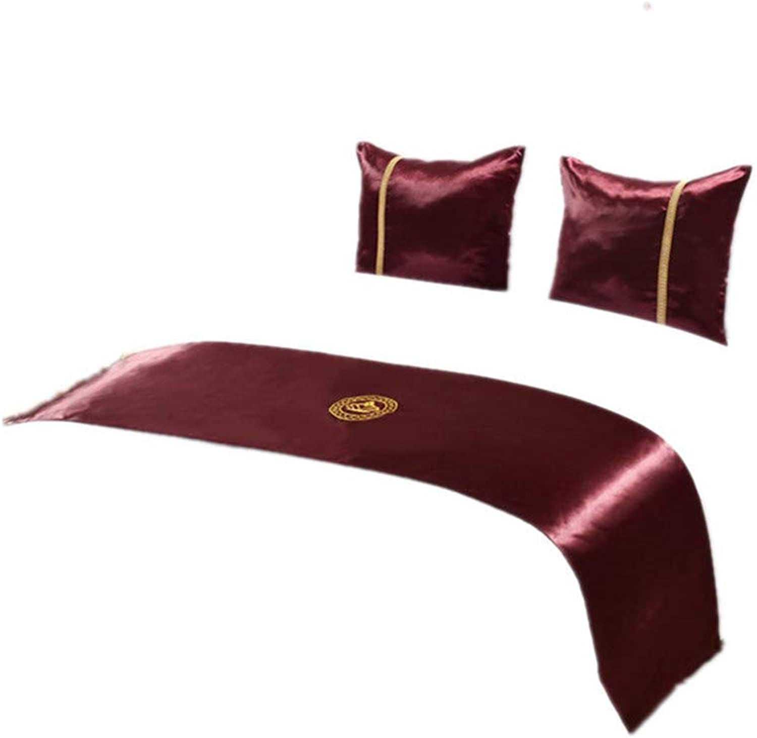 Bed Runner Hotel Bed Flag Bu Cao Wang Five-Star Hotel B&B Bed Flag Bed Towel, 2 m Bed 50  240