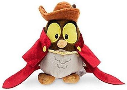 Disney Sleeping San Francisco Mall Beauty Animator Collection Owl Plush Soft Gifts 6