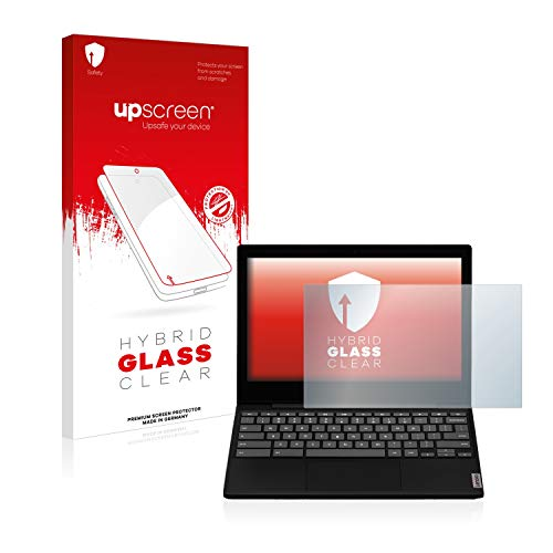 upscreen Hybrid Glass Panzerglas Schutzfolie kompatibel mit HP ZBook 15v G5 9H Panzerglas-Folie