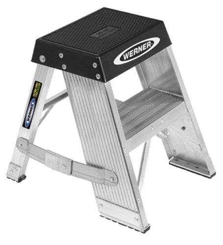 Werner ssa02375-pound deber calificación paso de aluminio soporte, 121,9