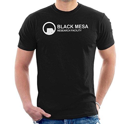 Black Mesa Research Facility Half Life Men's T-Shirt