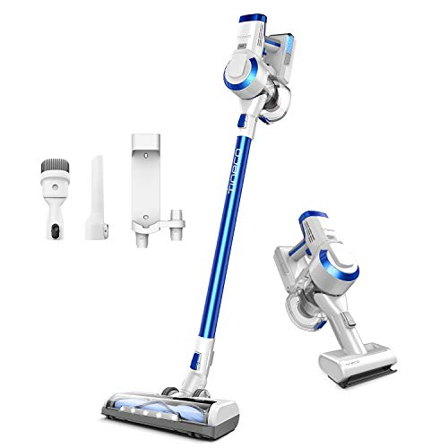Tineco A10 Hero+ Cordless Stick Vacuum, Lightweight Handheld, Deep Clean Carpets Pet Hair