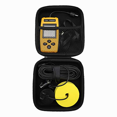 ricank portable fish finder with