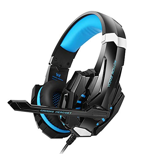 GS900 Stereo PC Gaming Headphones Headset with Microphone for Xbox 360/ PS3/PS4/PC Computer Laptop/Mobile Phones