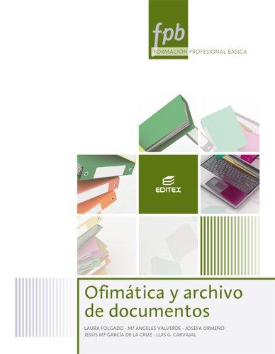 Ofimática y archivo de documentos (Formación Profesional Básica)